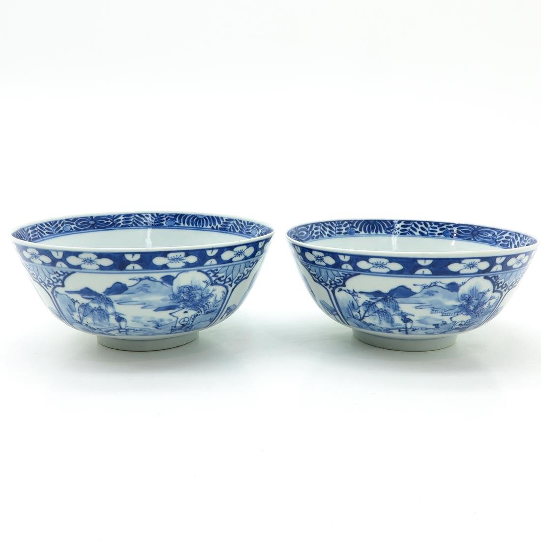 Lot of 2 Bowls - 4