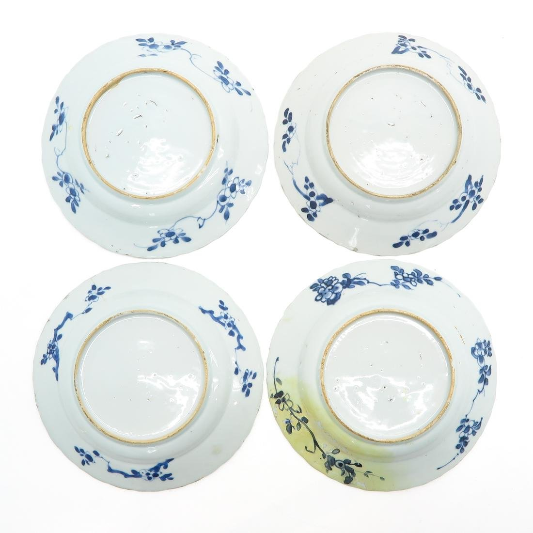 Lot of 4 Plates - 2
