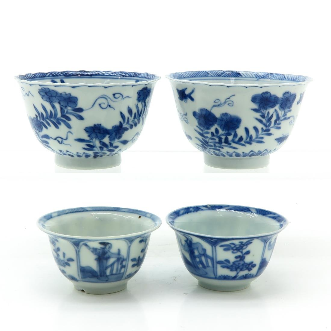Lot of 4 Cups - 4