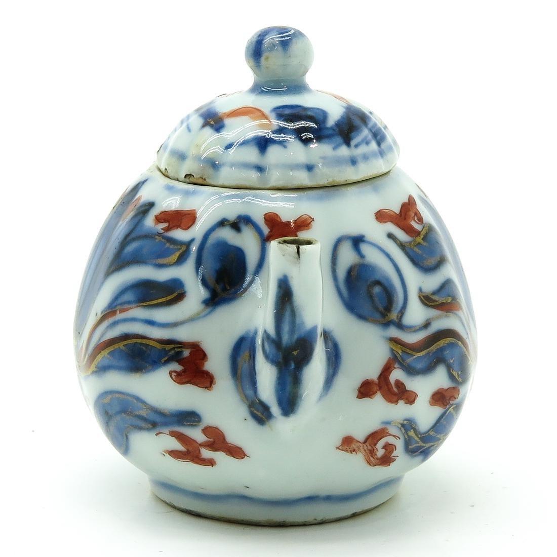 Tea Pot - 4