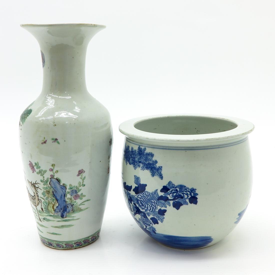 Vase & Cache Pot - 2