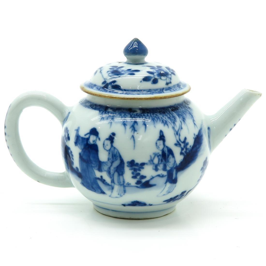 Tea Pot - 3