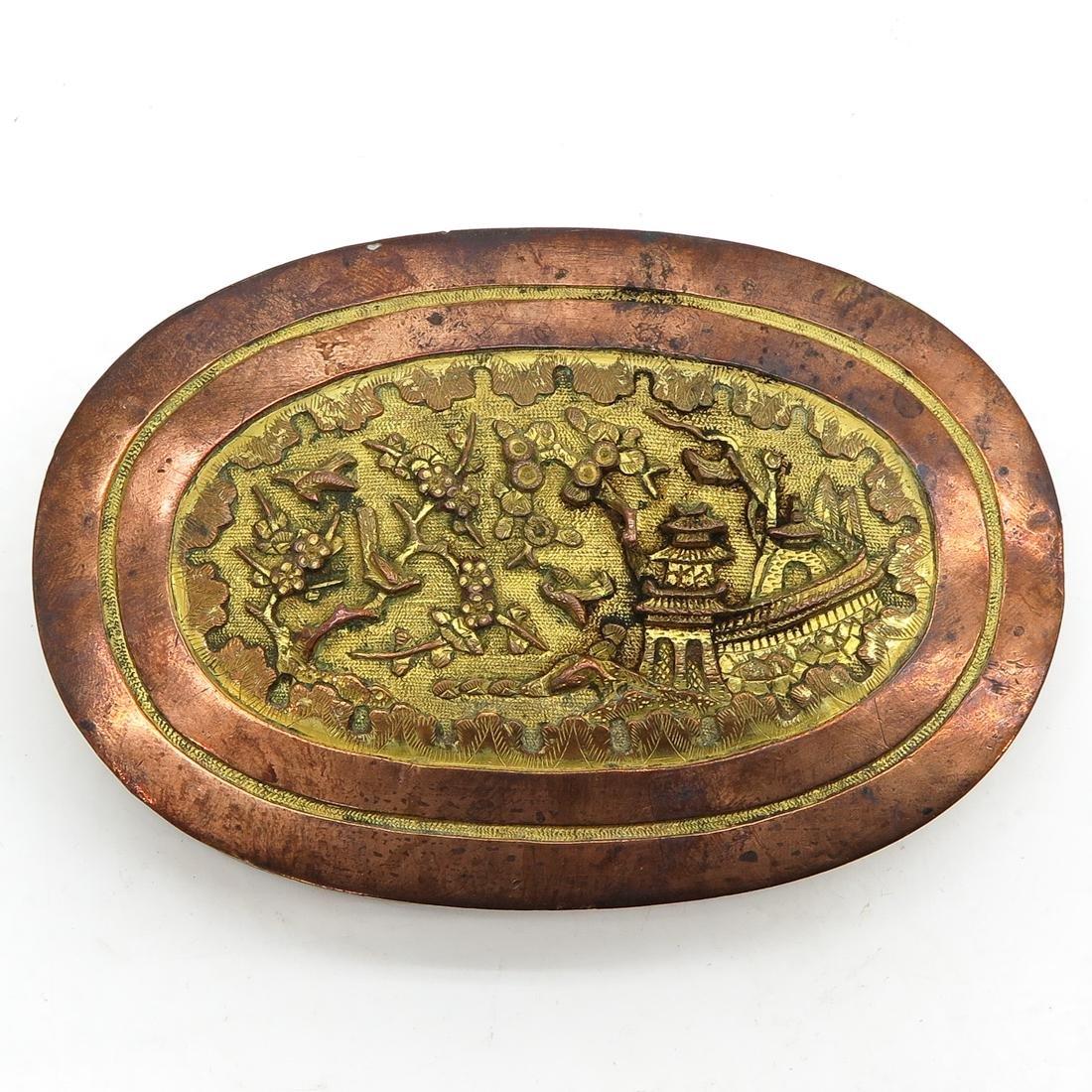 Chinese Copper Box