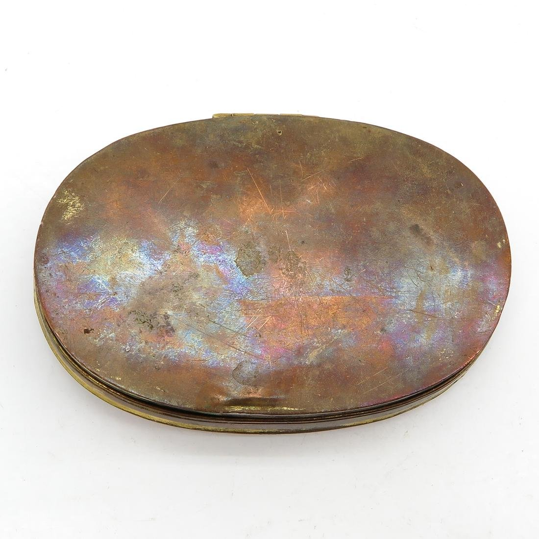 Chinese Copper Box - 2