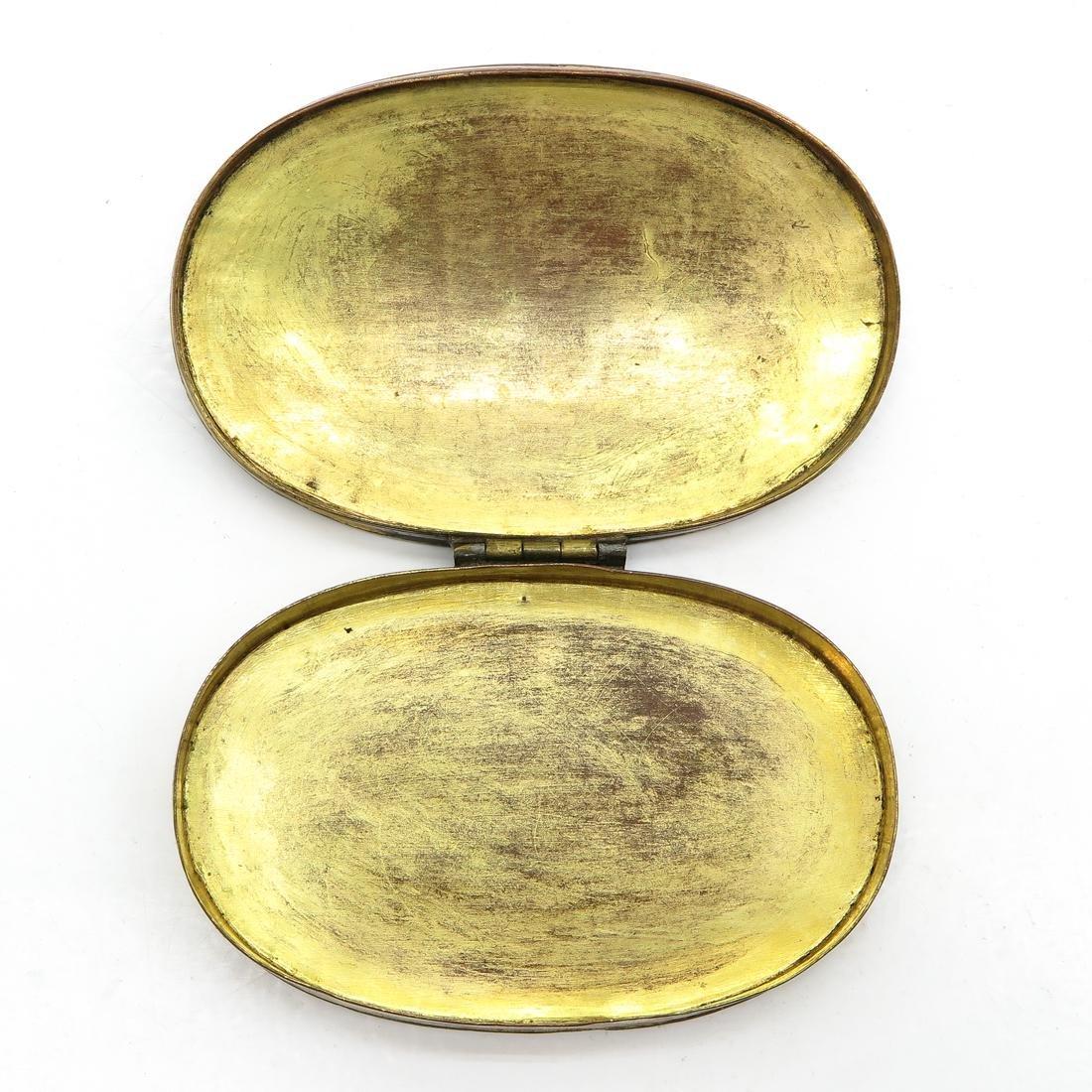 Chinese Copper Box - 3