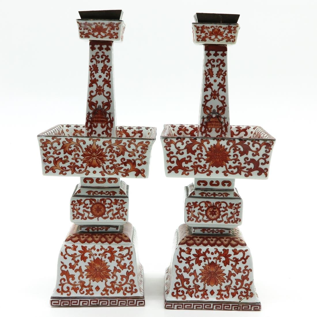 Pair of Candlesticks - 2