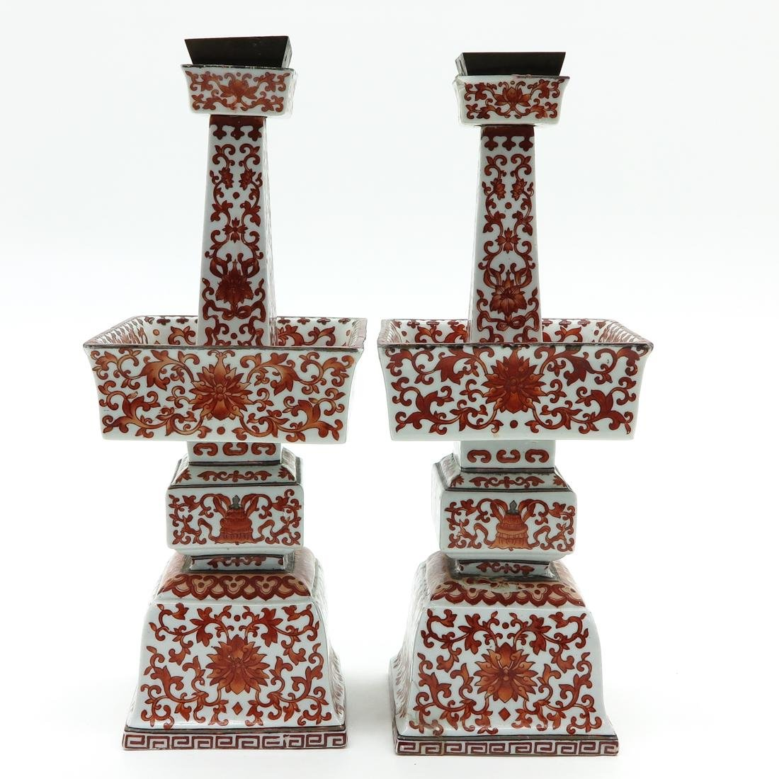 Pair of Candlesticks - 3