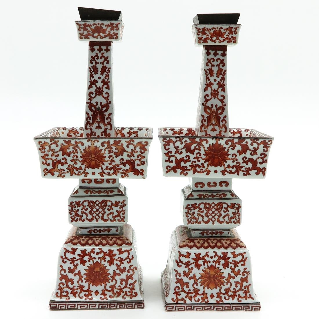 Pair of Candlesticks - 4
