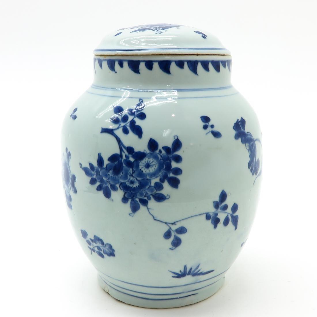 Lidded Vase - 4
