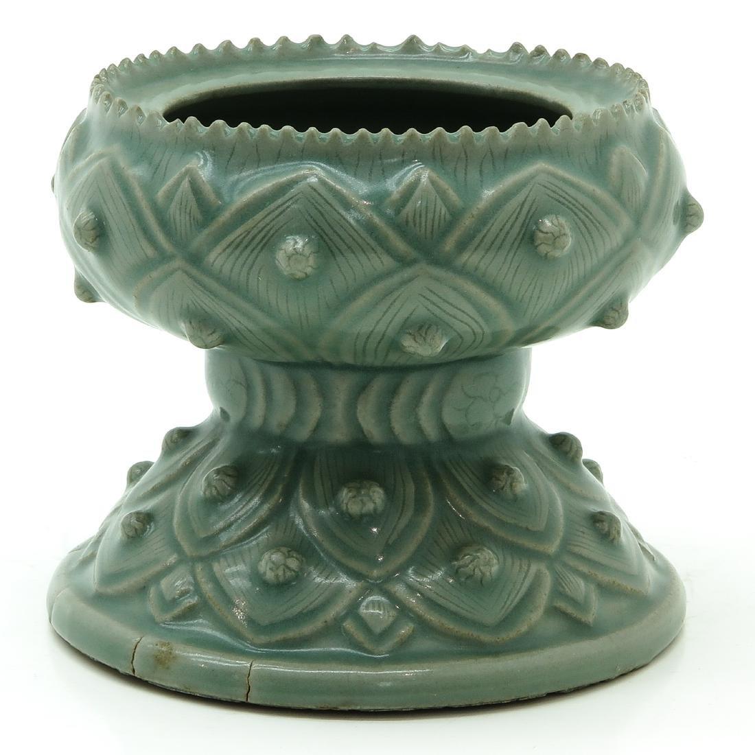 Korean Celadon Censer