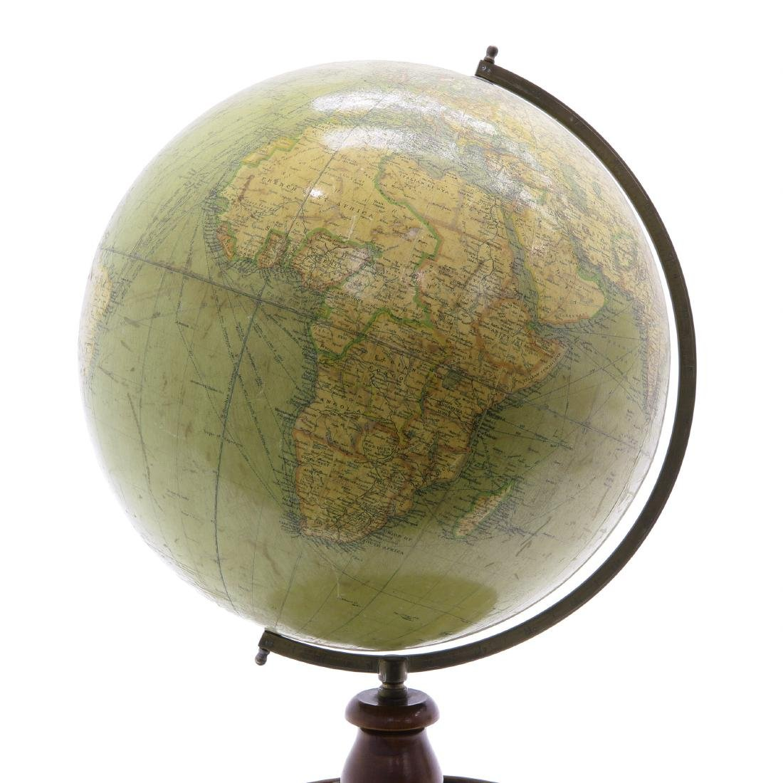 A Philips Terrestrial Library Globe 1930 - 4