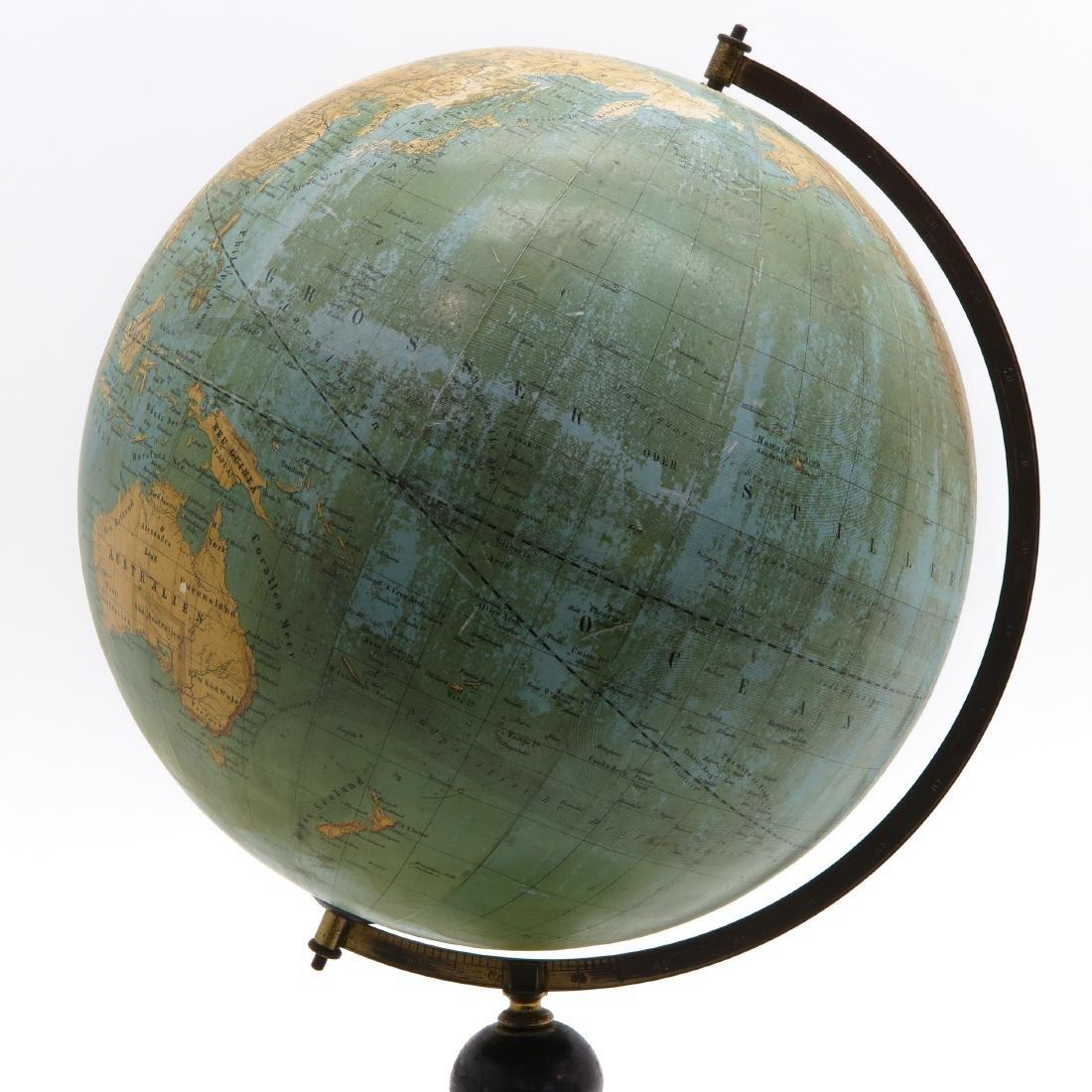 An Ernst Schotte & Co Globe 1872 - 3