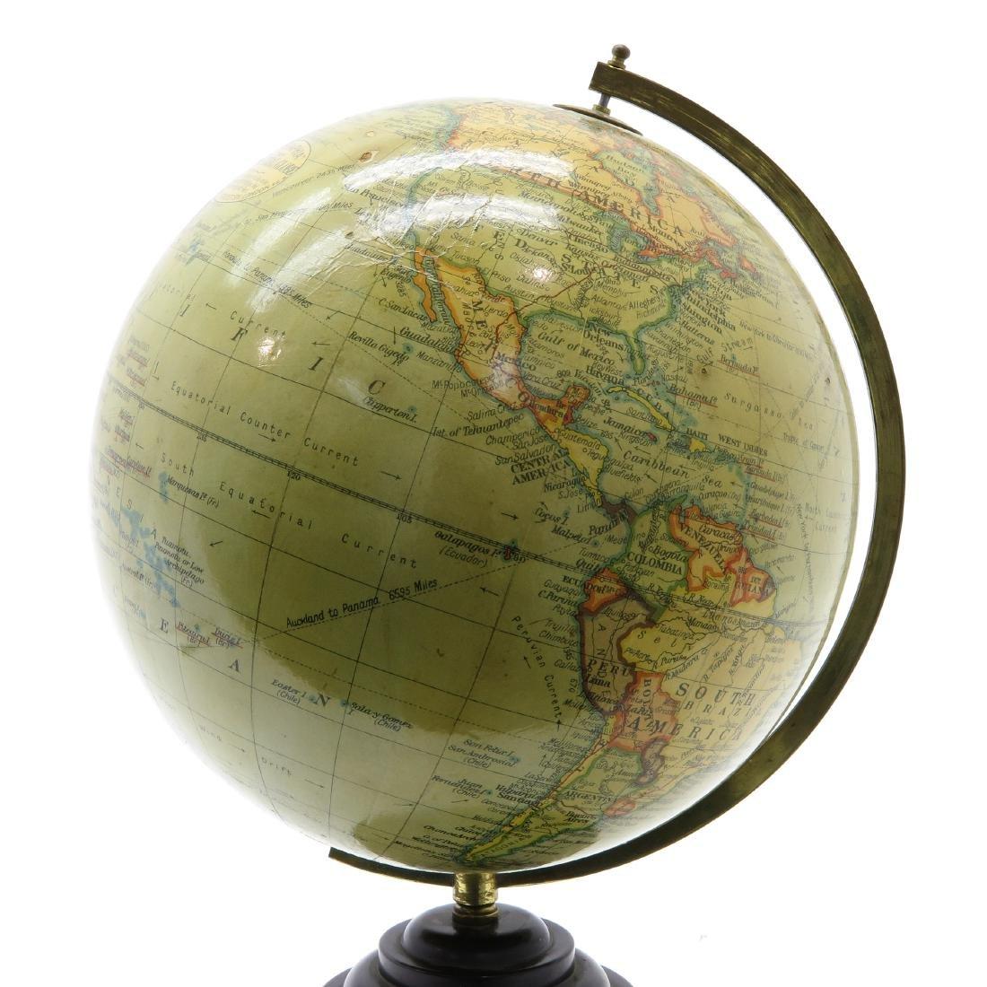 A Geographia Terrestrial Globe 1950 - 3