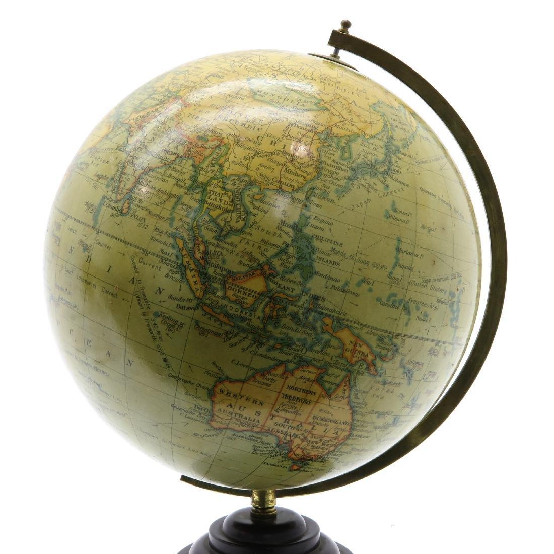A Geographia Terrestrial Globe 1950 - 5