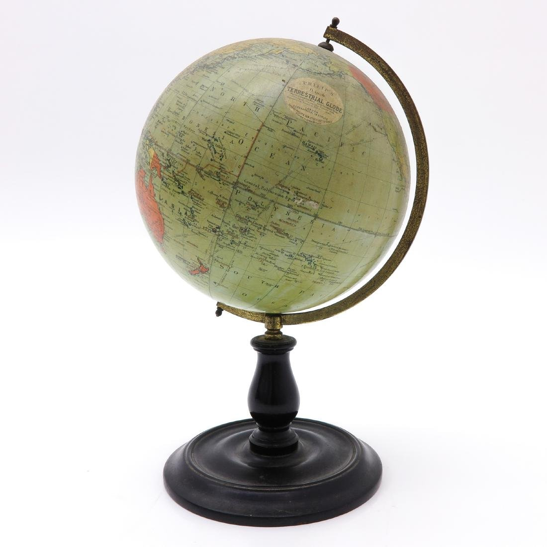 A George Philip & Son Globe 1930