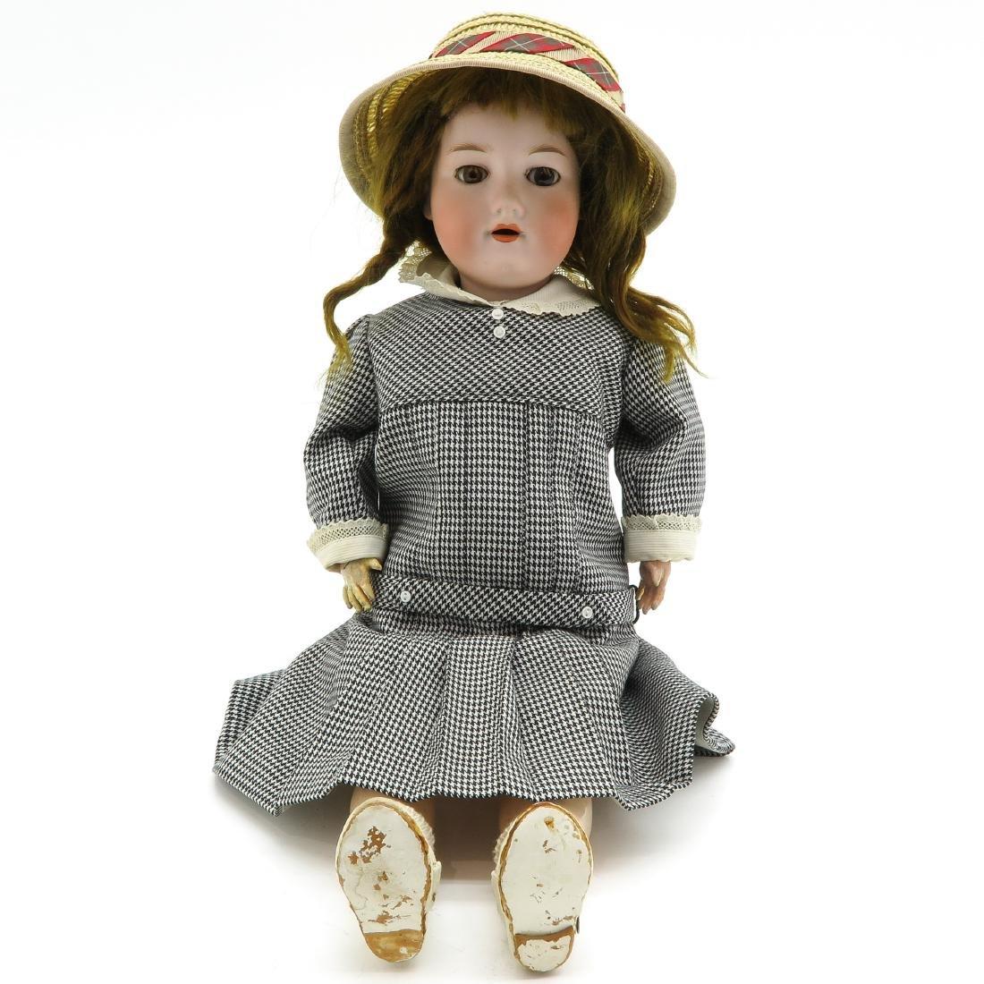 An Armand Marseille Doll