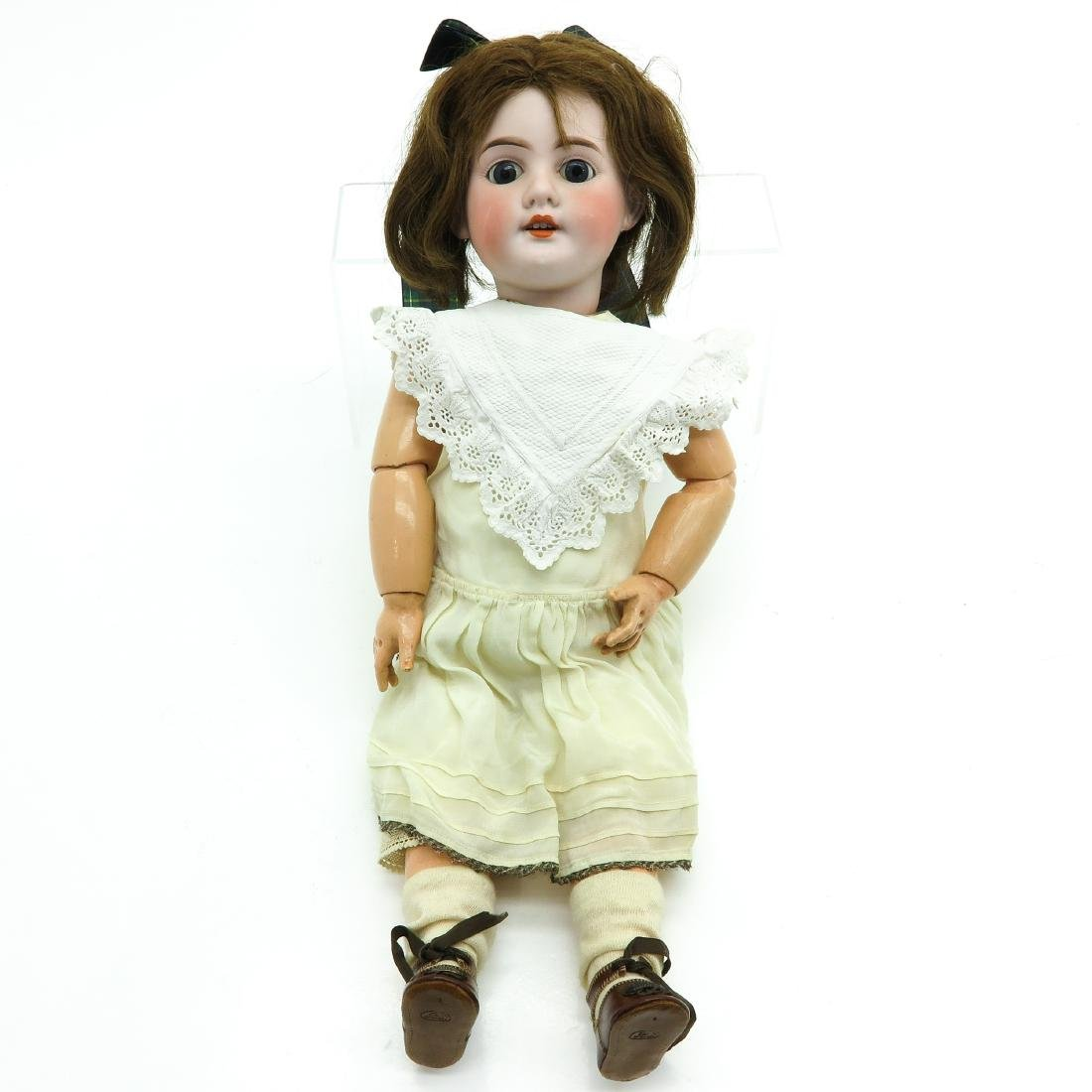 An Antique Armand Marseille Doll