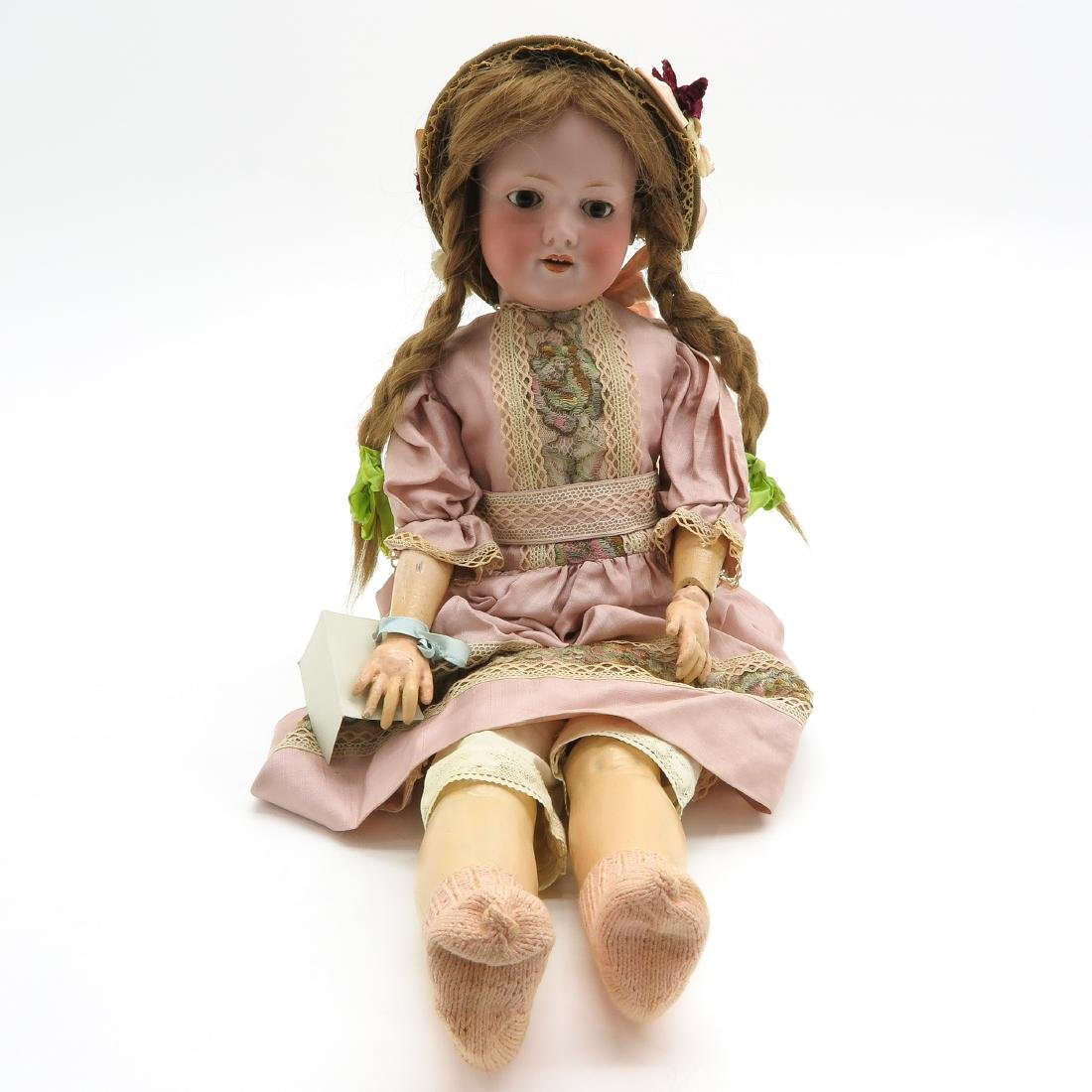 An Antique Armand Marseille Doll