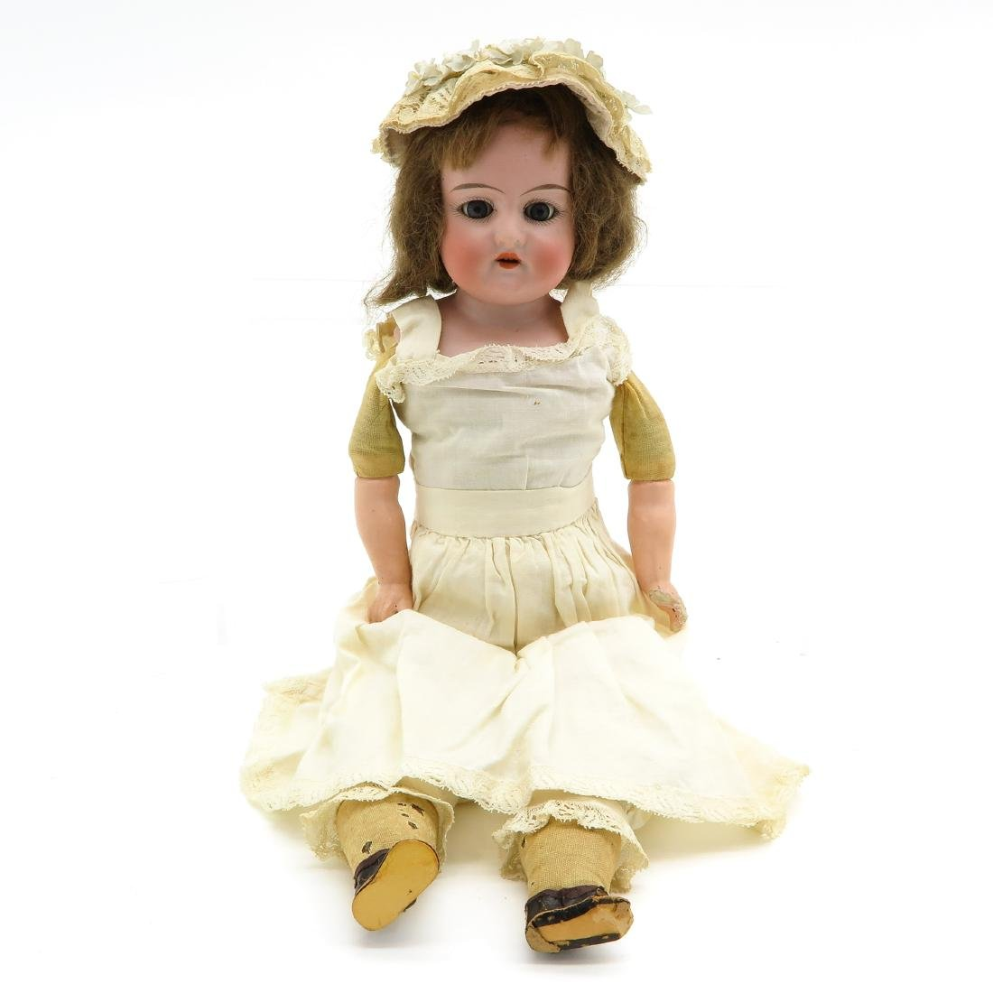 An Antique Armand Marseilles Doll