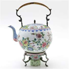 A Cantonese Water Kettle