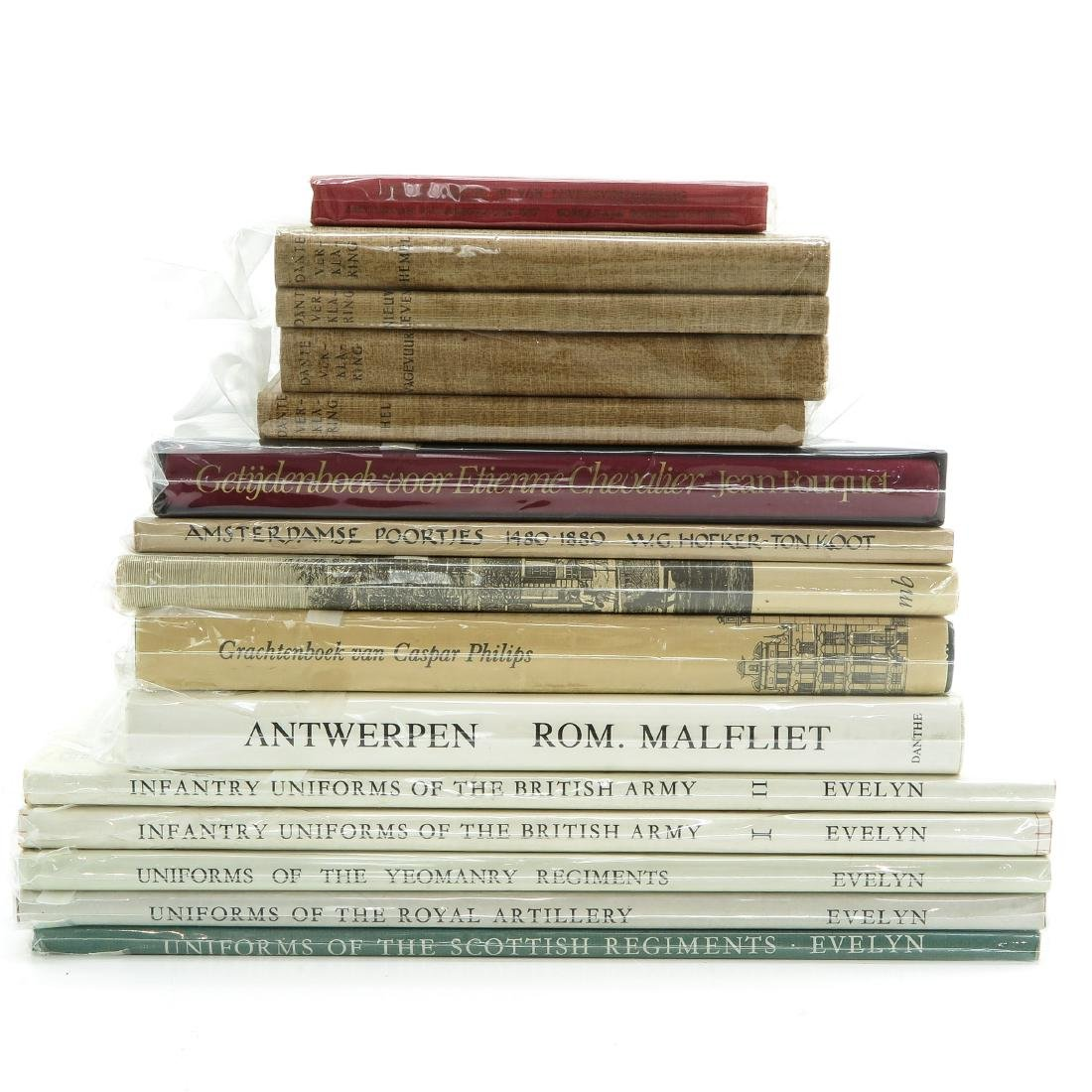 A Diverse Collection of Vintage Book