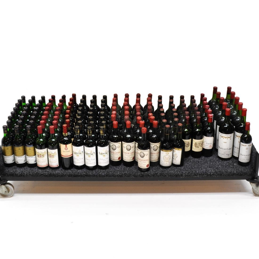 A Collection of One Hundred Forty-Four Wine
