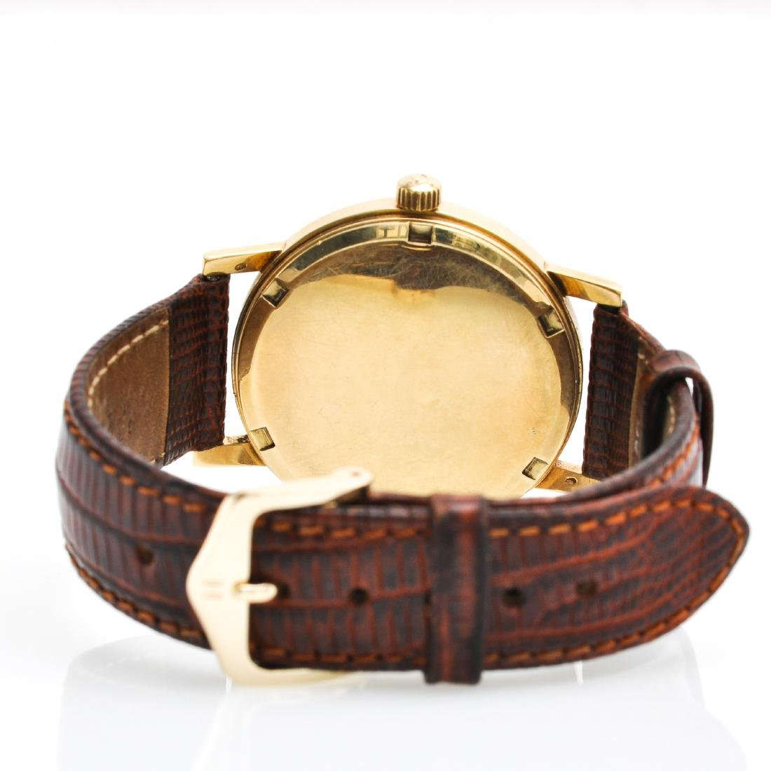 A Mens 14KG Omega Watch - 2