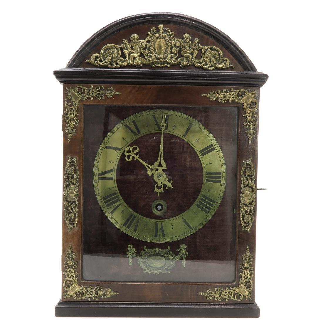 An 18th Century French Religieuze Clock