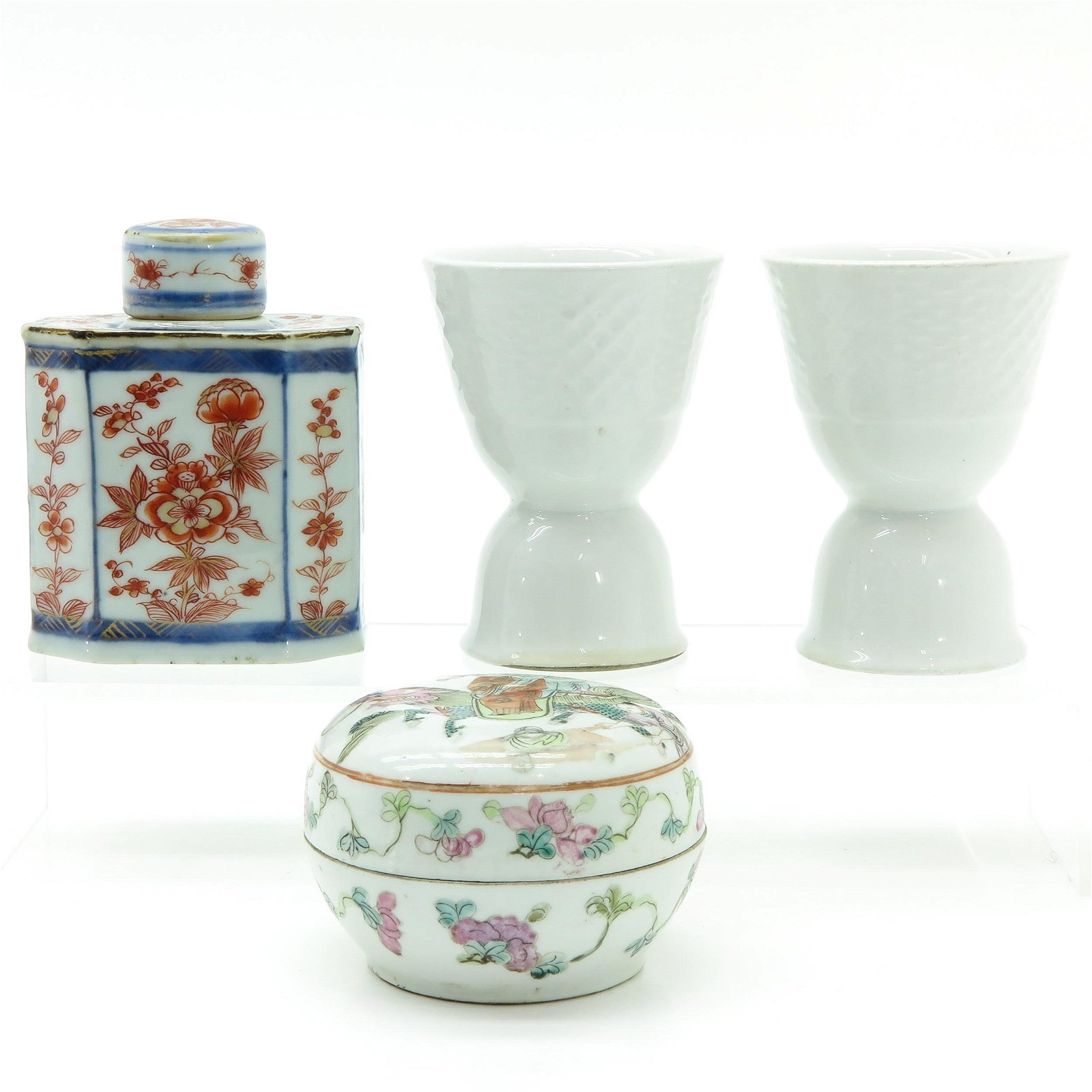 A Diverse Collection of Chinese Porcelain items