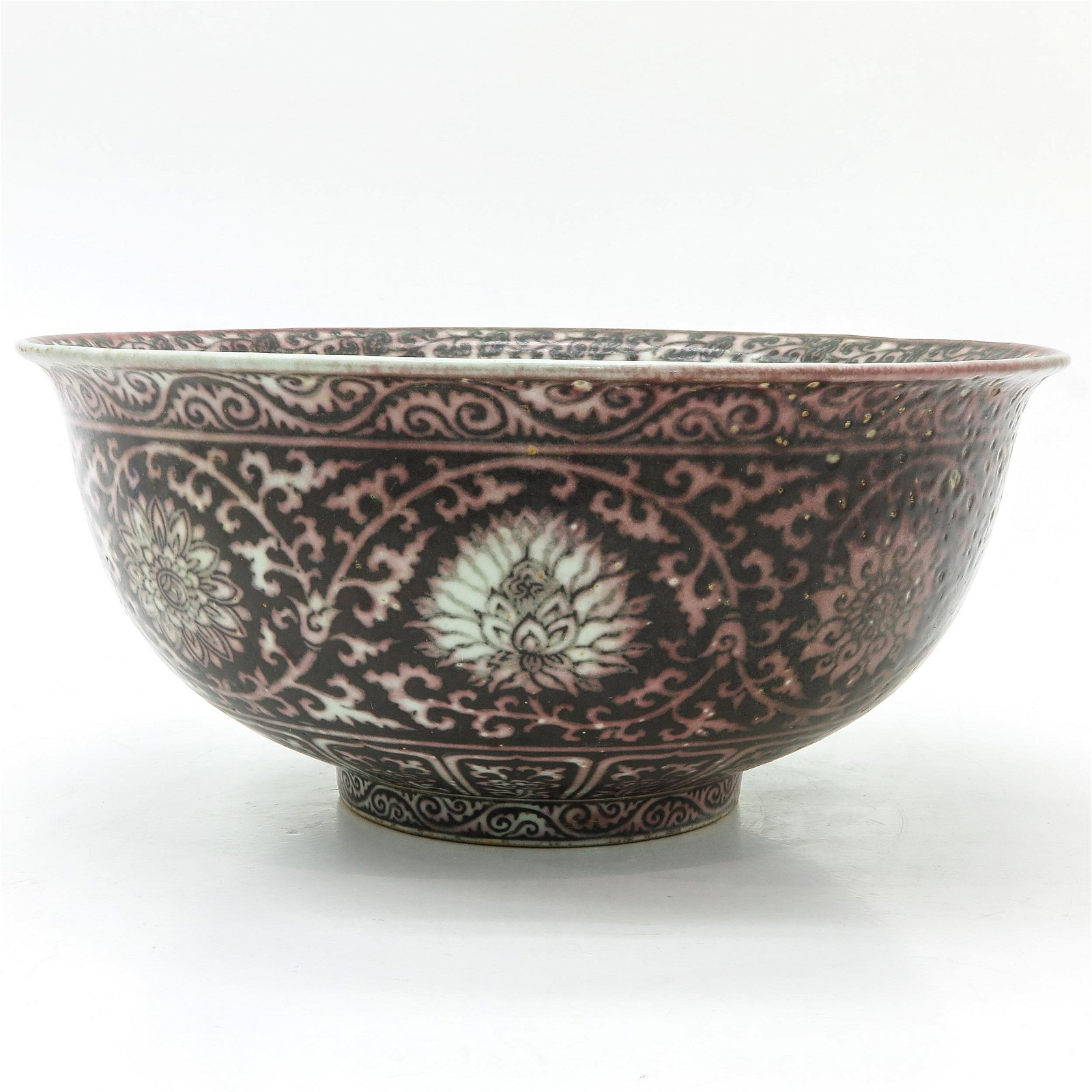 A Large Chinese Bowl