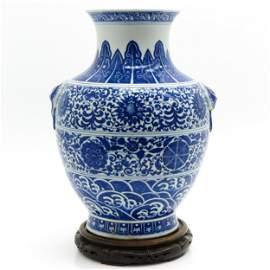 A Large Chinese Vase