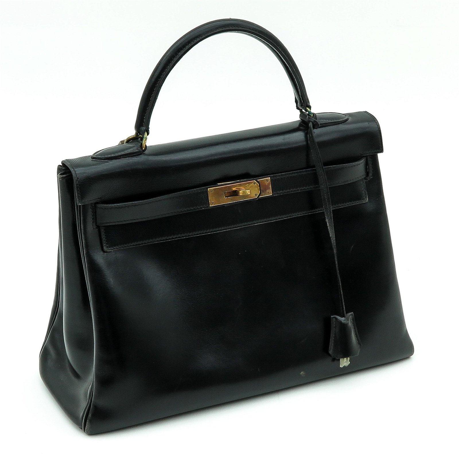 A Ladies Hermes Kelly Bag