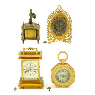 A Collection of Clocks