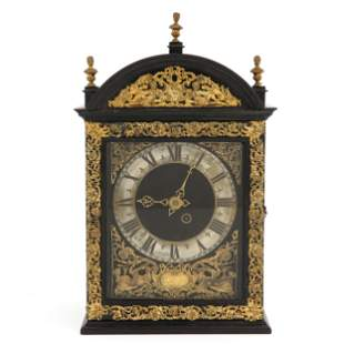 A French Clock