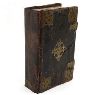 A 17th Century Dutch Bible