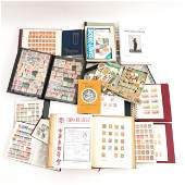 A Collection of Chinese Postage Stamps