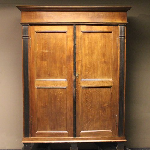 French 2 Door Armoire