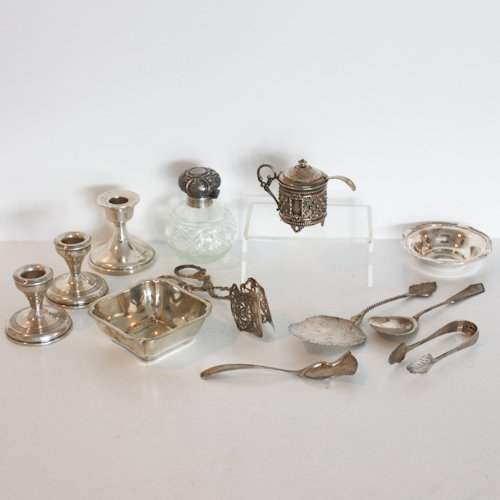 Diver Lot with Silver