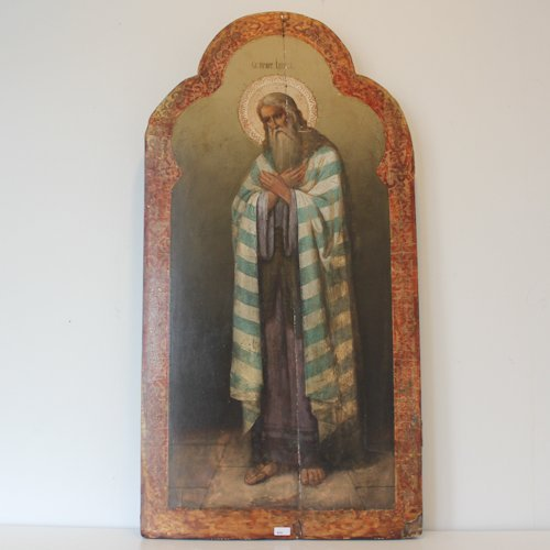 Very Large 19th Century Russian Icon