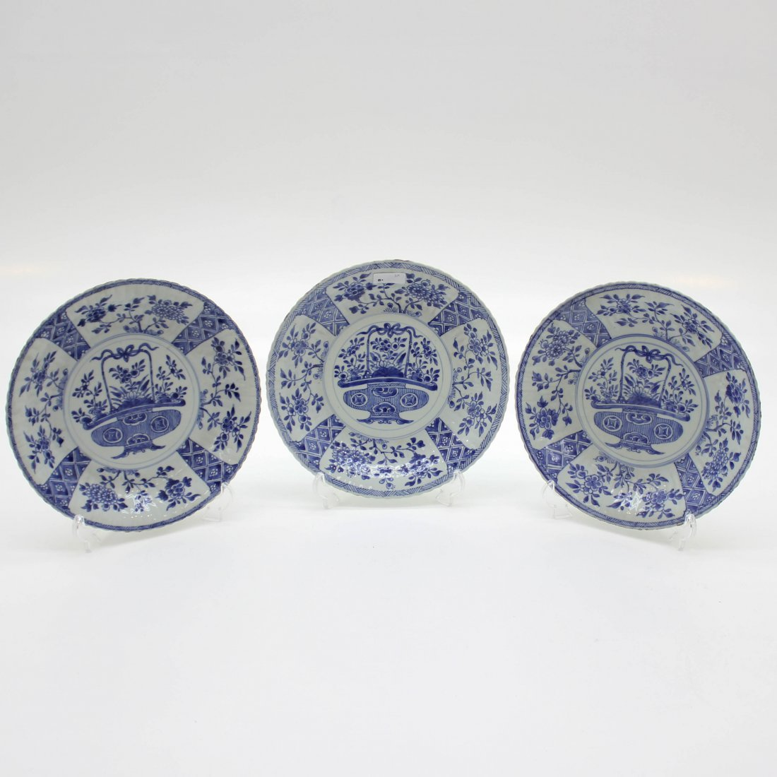 18th Century China Porcelain Plates