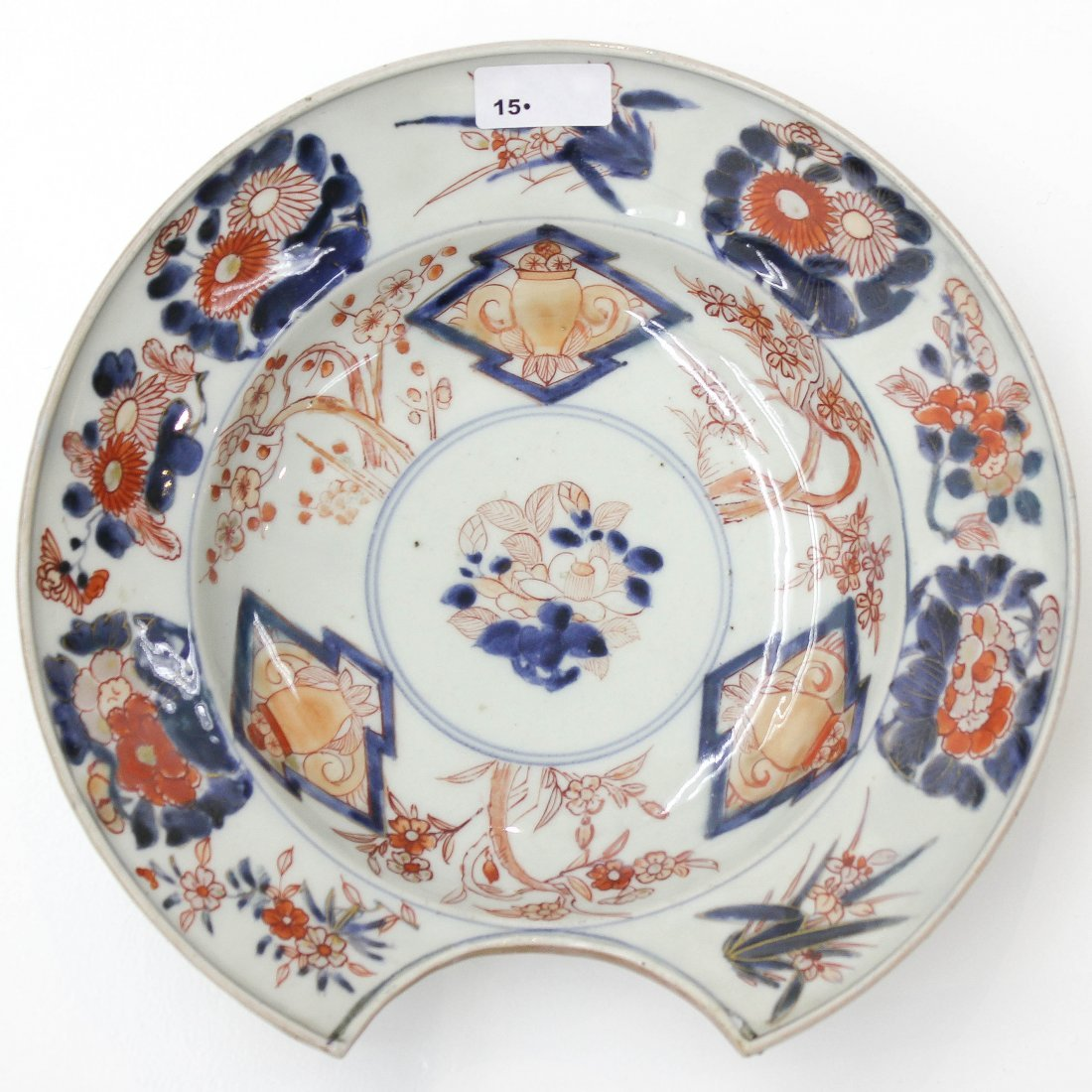 18th / 19th Century Japanese Imari Barber's Bowl