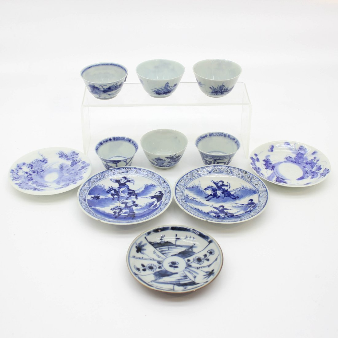 18th / 19th Century Lot of Diverse China Porcelain