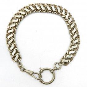 Silver Watch Chain