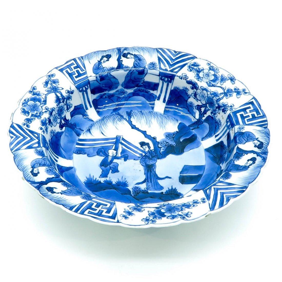 A Fine China Porcelain Kangxi Bowl