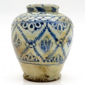 18th / 19th Century Chinese Martavan Jar