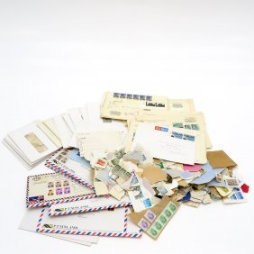 Lot Of Postage Stamps