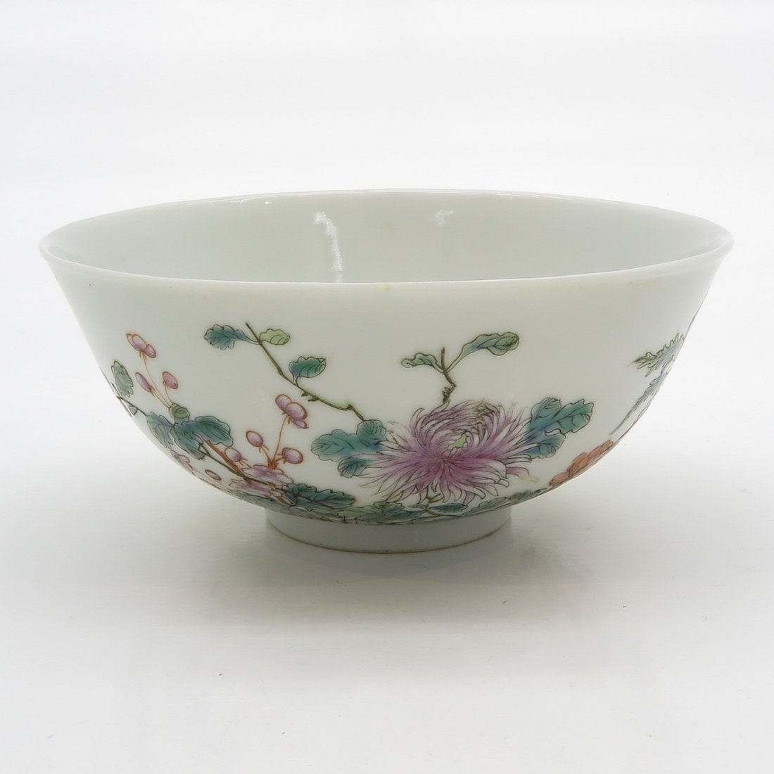 China Porcelain Guangxu Bowl