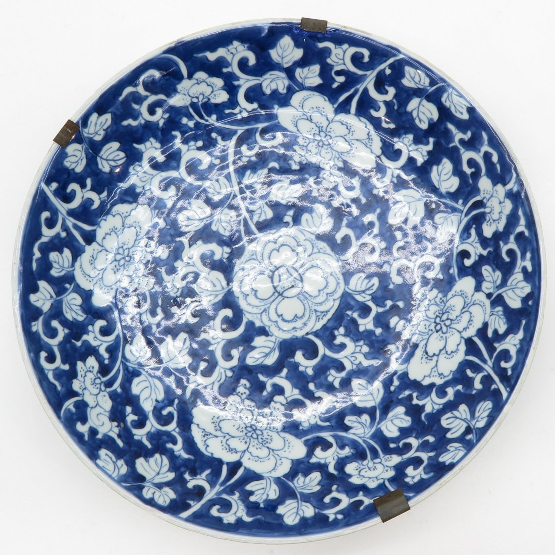 18th Century China Porcelain Plate