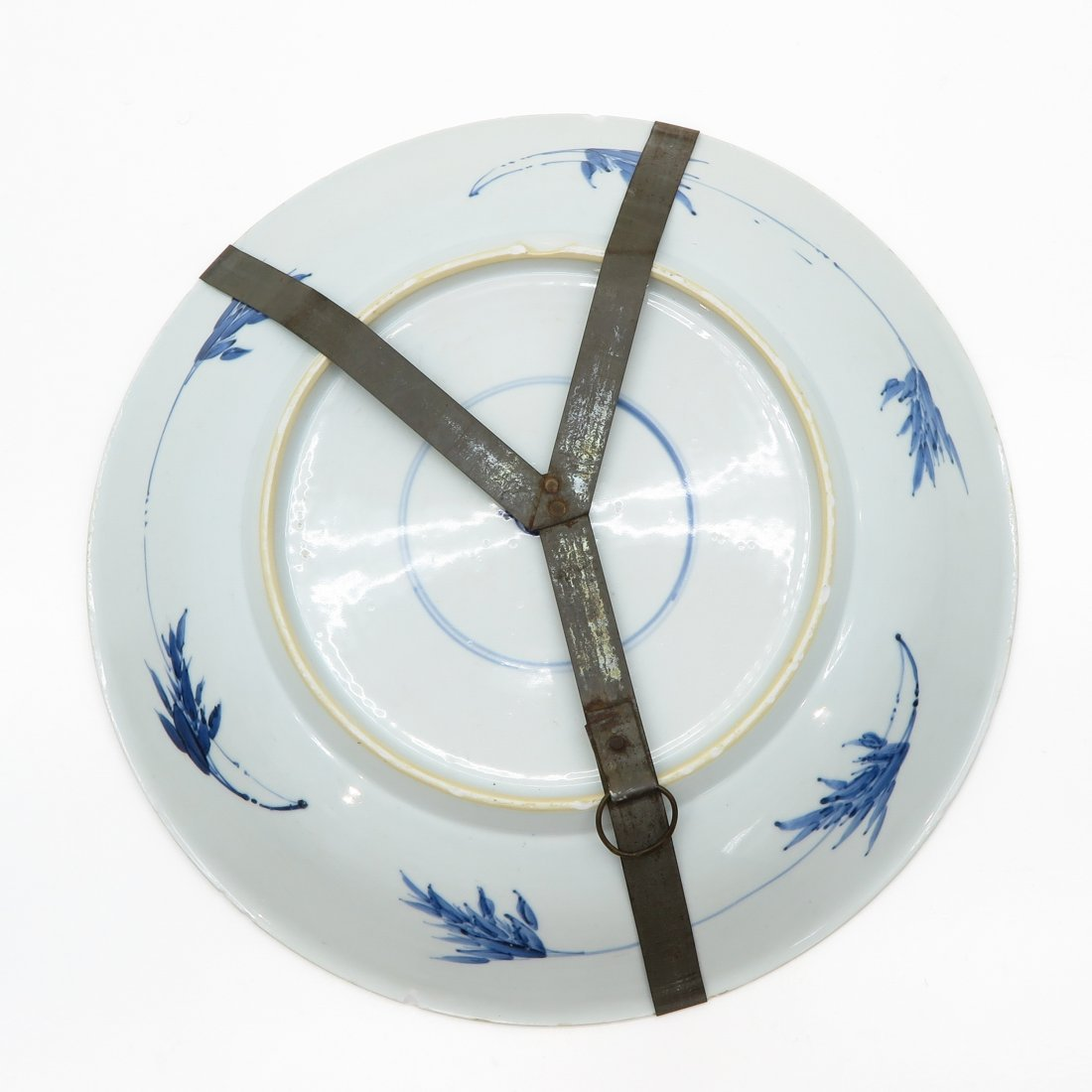 18th Century China Porcelain Plate - 2