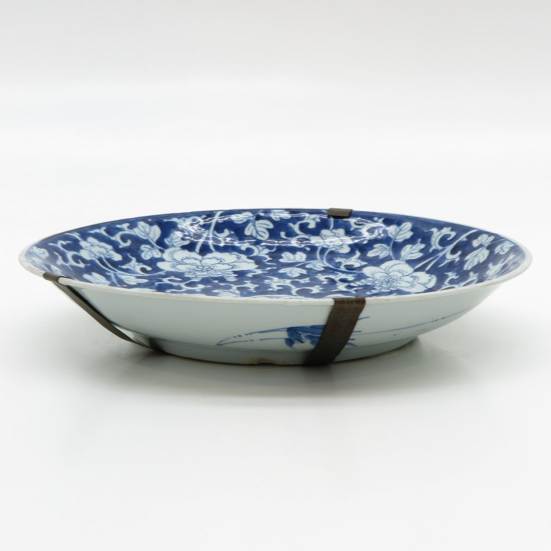 18th Century China Porcelain Plate - 3